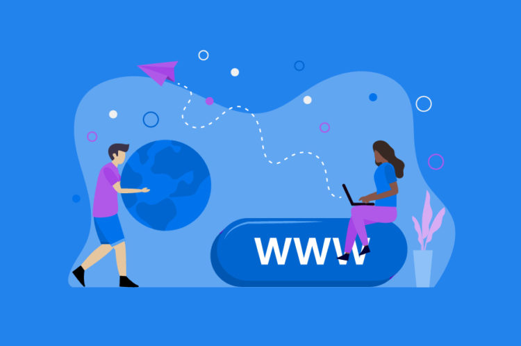 How to Register a Domain for Your Website thumbnail