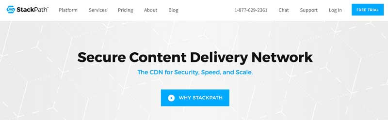 StackPath CDN