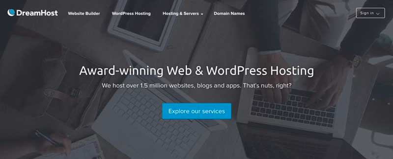 Award Winning WordPress Hosting