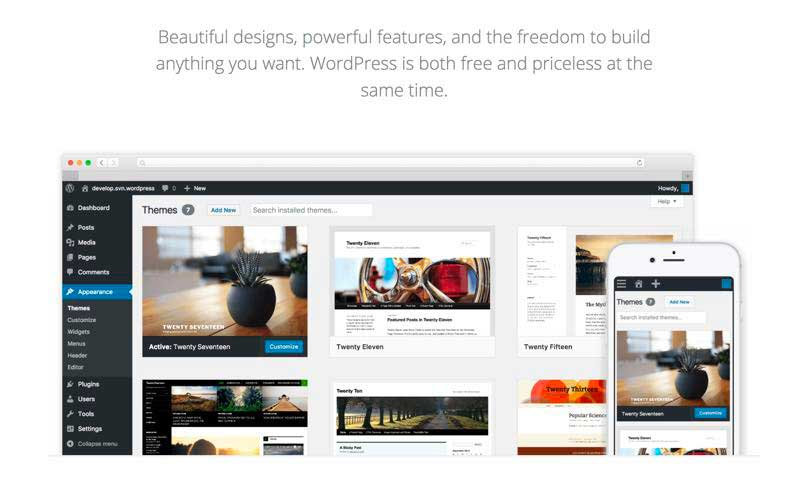 What Are Wordpress Themes And Where To Find Them Dreamhost