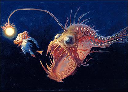 Phinding Nemo!