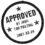 Approved By Josh