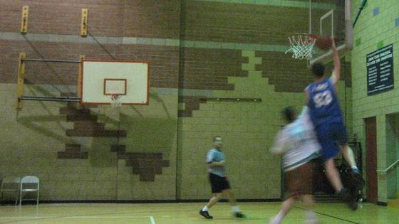 I've got a dunk jones.