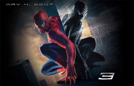 Man-Spider 3!