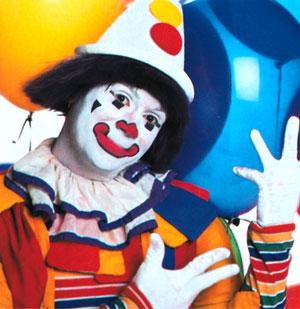 A clown for all seasons