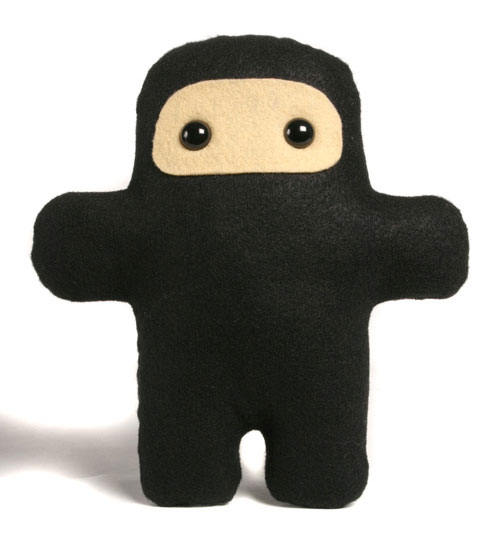 A crafty ninja.