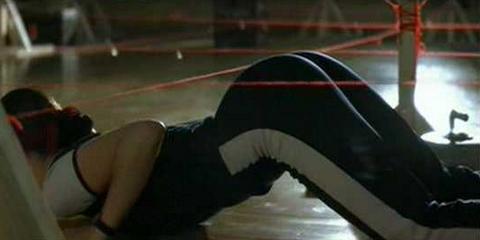 Catherine Zeta-Jones in her laser-butt days.