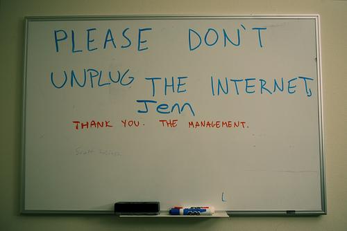 """Jem"" is for ""Josh: Everybodys Master""."