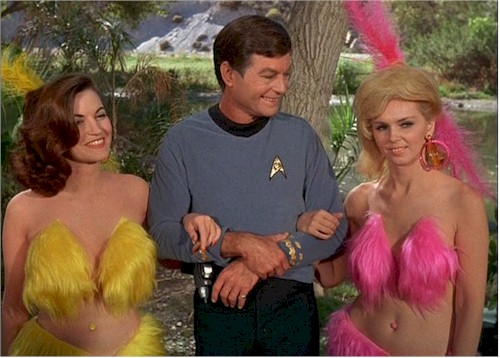 Are those Tribbles I see?