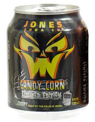 Candy Corn Soda