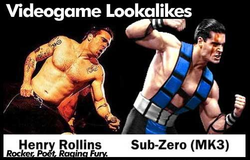 Was Sub Zero from the future? We'll never know.
