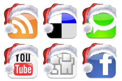 Web 2.0 is like Christmas every day.