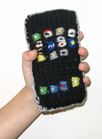Will an iPhone keep you warm on those cold, cold, lonely, nights?