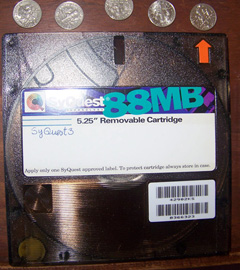 88MB and WE WERE LUCKY!