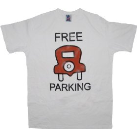 Do you collect money on free parking, or what?