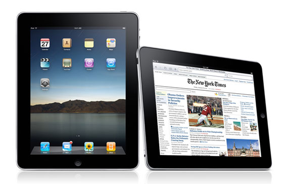 TWO iPads? Try TWENTY.