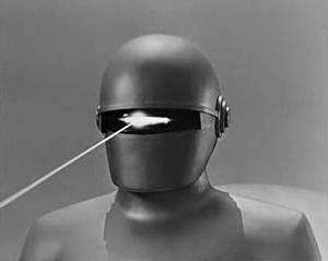 Fraudinator elimates fraud.  With a laser.