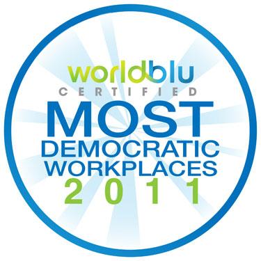 WorldBlu Certified: 2011