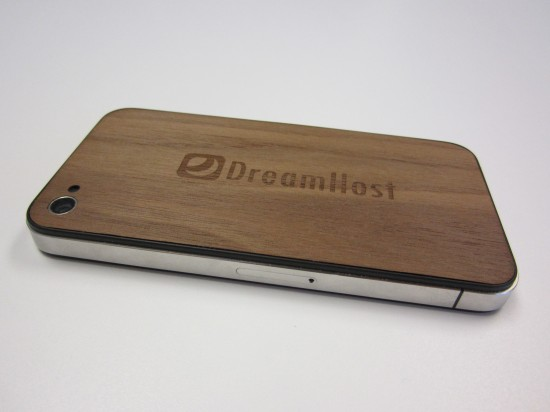 The DreamHost Phone!