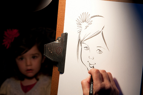 Charicature artistry