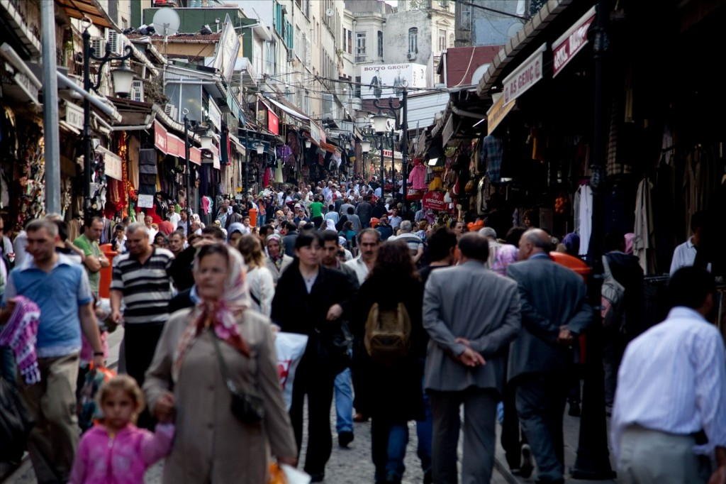 Grand Bazar streets