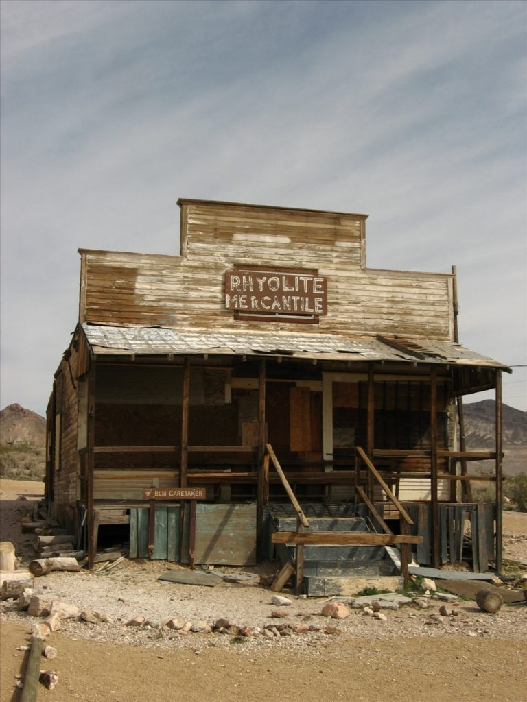 Ghost Town of Rhyolite, Nevada (22)