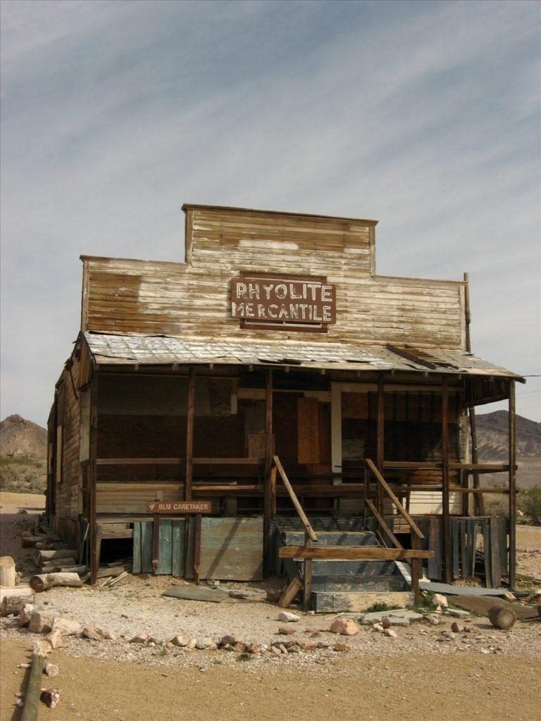 Ghost Town of Rhyolite, Nevada (22)