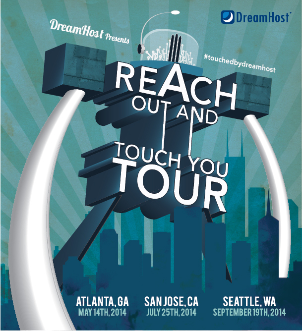 reach out tour