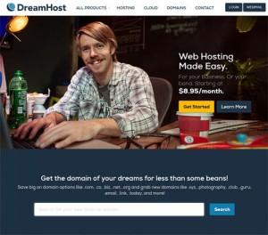 Ye Newe DreamHost.com
