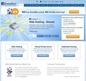 Ye Olde DreamHost.com