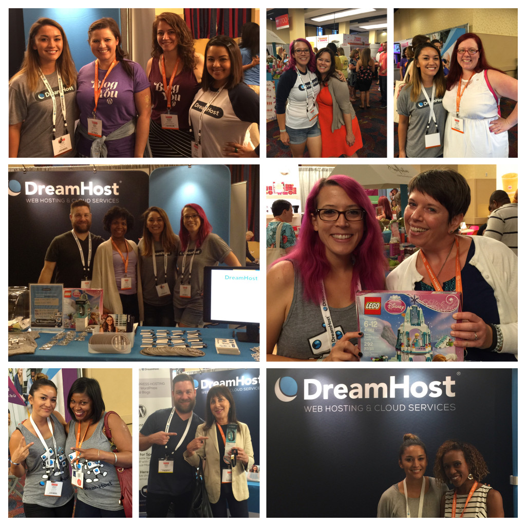 Loved being able to spend time with our customers, winners of our giveaways, and our friends from WordPress!