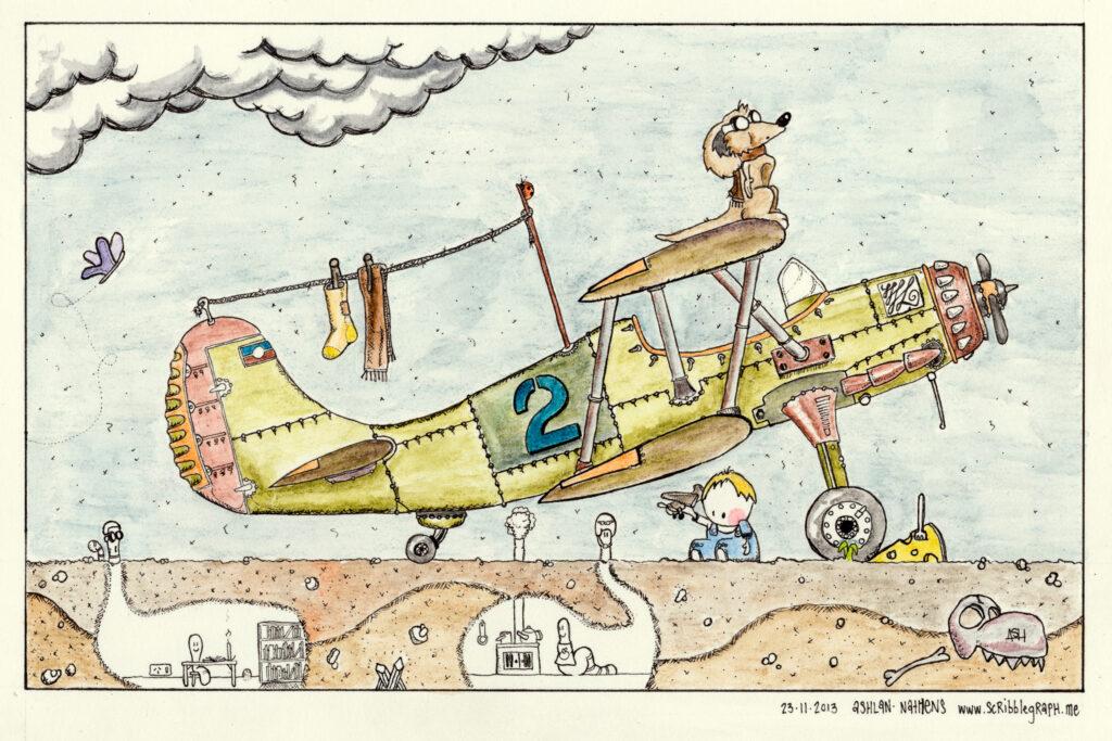 The Aviator, 2013