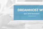 DreamHost Newsletter