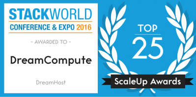 StackWorld Award DreamCompute