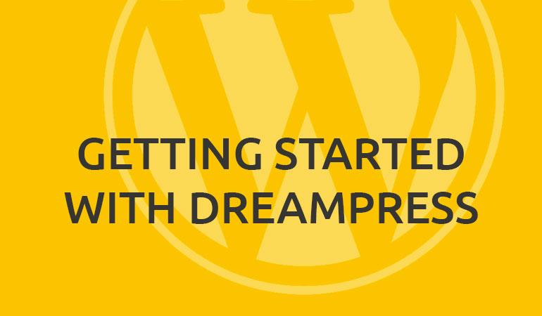 getting-started-w-dreampress