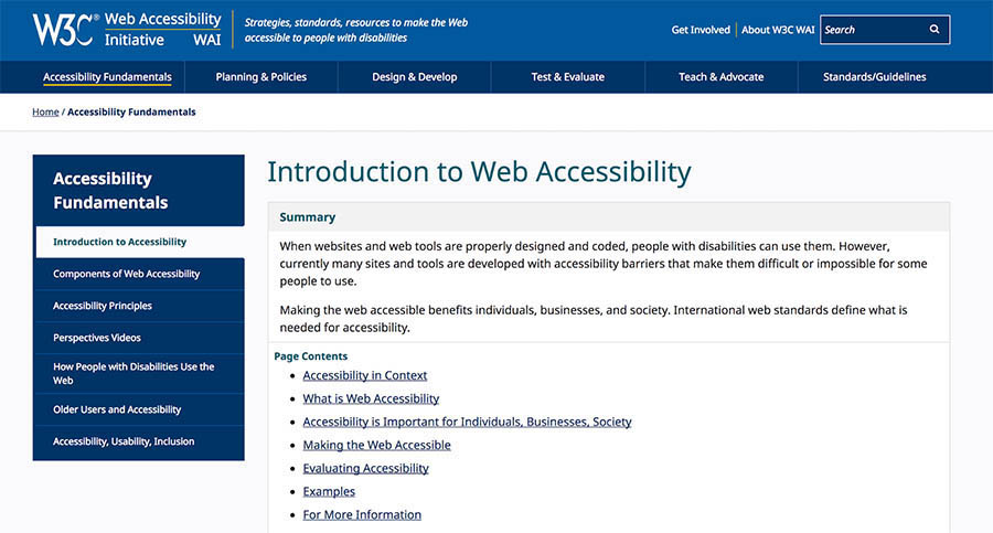 10 Ways To Make Your Website Accessible Dreamhost