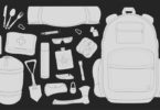 camping set first aid kit