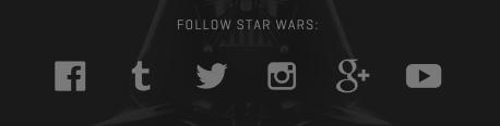 StarWars.com Social Navigation Toolbar