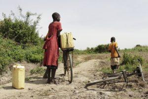 Water in Uganda
