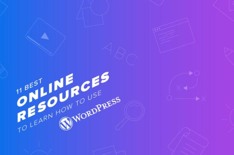 11 Best Online Resources to Learn How to Use WordPress in 2018 thumbnail