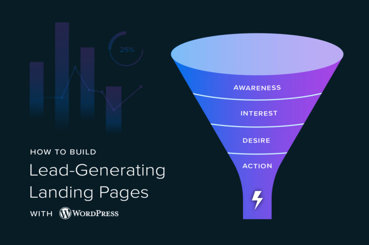 How to Build Lead-Generating Landing Pages with WordPress (In 3 Steps) thumbnail