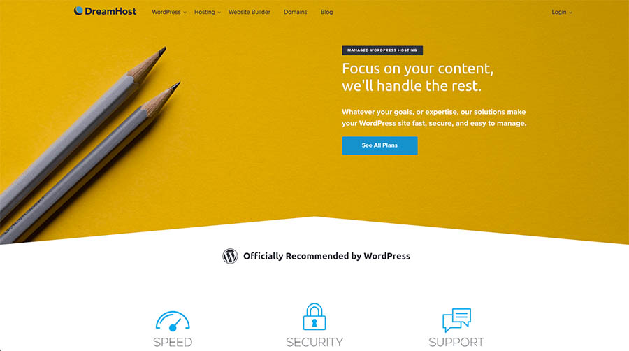 How to Optimize Your WordPress Website for Speed - DreamHost