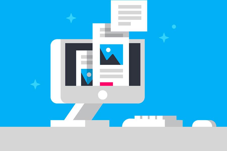 criar um site gratis