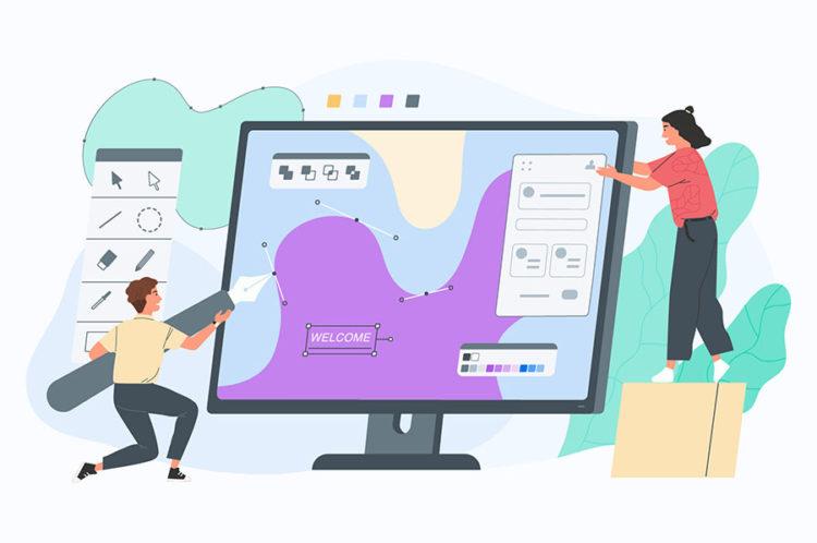 Los mejores 6 elementos básicos de diseño web thumbnail