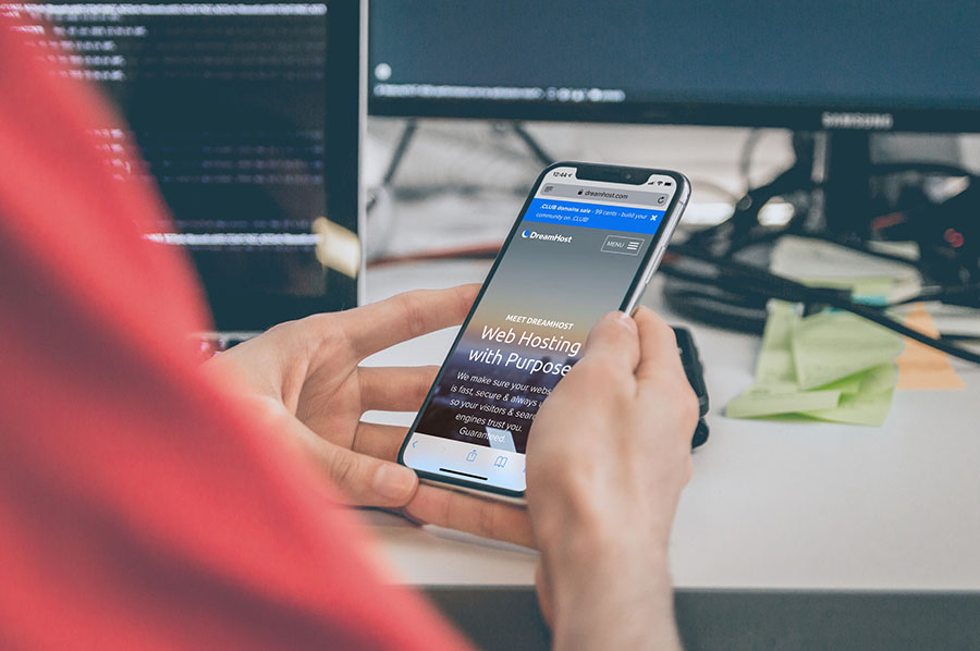 How to Optimize Your Site for Mobile - DreamHost