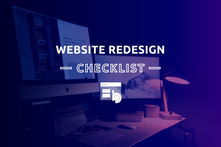 Your 2020 Website Redesign Checklist thumbnail