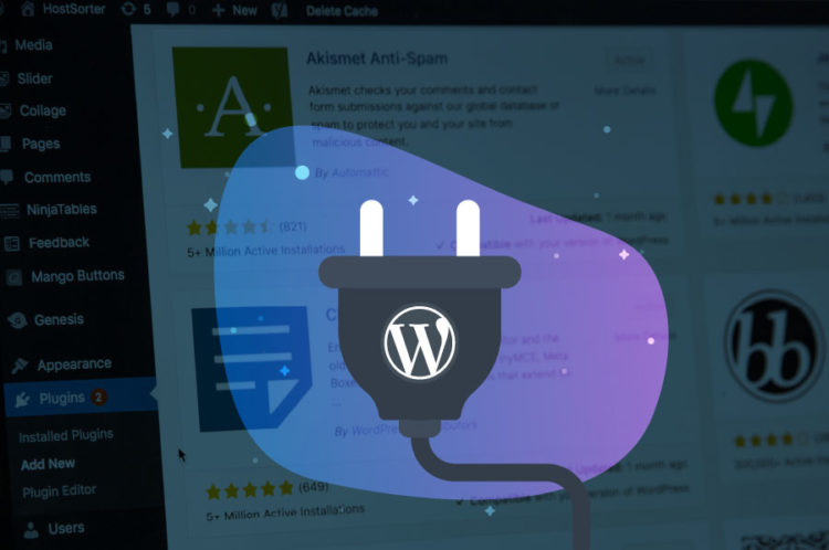 10 of the Most Popular WordPress Plugins for 2020 thumbnail