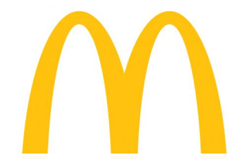 The McDonald's logo.
