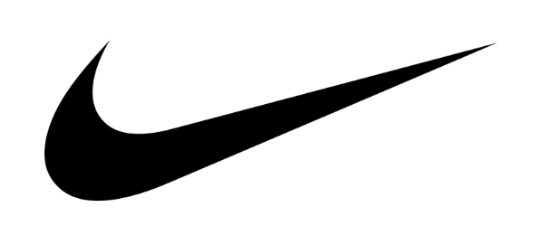 The Nike logo.