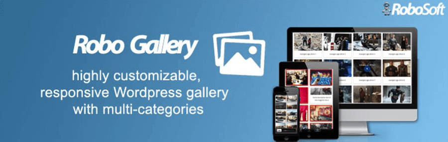 The Image Gallery by Robo plugin.
